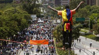 Consejería de DD. HH. reporta 35 fallecidos en 14 días de protestas