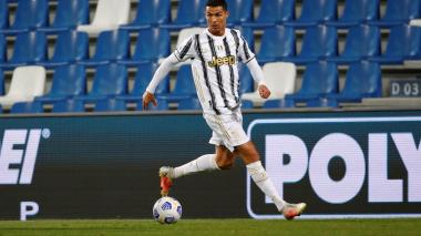 Cristiano Ronaldo al Sporting de Lisboa