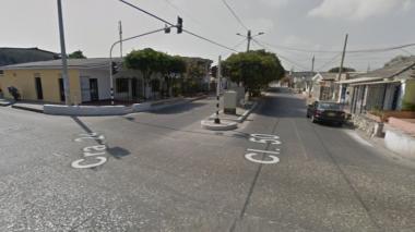 Sicarios atentaron contra 'el Nene' en San Isidro