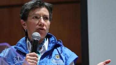 Alcaldesa de Bogotá, Claudia López, dio positivo para covid-19