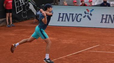 Daniel Galán alcanza la final en Heilbronn y queda a una victoria del top 100