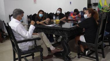 """""""Aquí se privilegia el derecho a la vida"""": Múnera"""