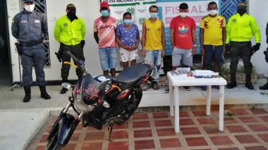 Golpe a traficantes de drogas ilícitas en Coveñas