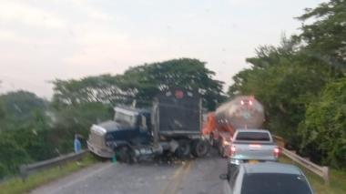 Accidente en la Zona Bananera: un muerto y dos heridos