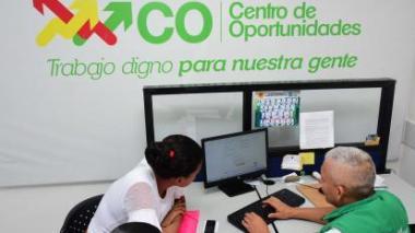 Distrito prioriza población vulnerable en la búsqueda de empleo