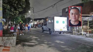 Sicarios asesinan a un hombre en el barrio Buena Esperanza