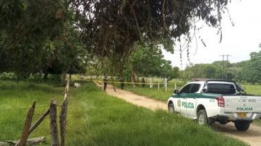 Hallan mujer muerta dentro de un potrero en Ayapel, Córdoba