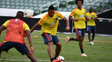 Reinaldo Rueda llama a ocho costeños a la Selección para la Eliminatoria