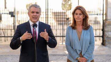 La vicepresidenta Marta Lucía Ramírez será la nueva canciller de Colombia