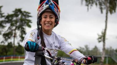 Copa Mundo de BMX en Bogotá