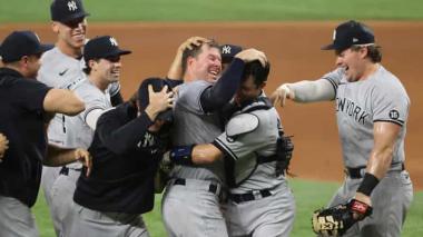 Corey Kluber lanza 'no-hit no-run' con los Yankees vs. Rangers