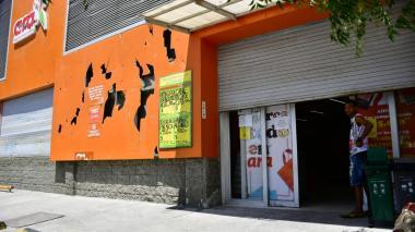 Así identifica la polícia a quienes vandalizan locales tras protestas en Barranquilla