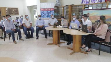 Aprueban inversiones por $79 mil millones para programa Guajira Azul