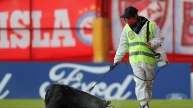 """El vicepresidente de la AFA quiere """"evitar"""" la Copa América en Argentina"""