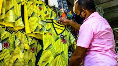 Comerciantes, afectados por cancelación de la Copa América