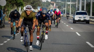 A la rueda de la 'bici' en Barranquilla