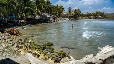 Erosión costera, un impacto sobre el litoral Caribe