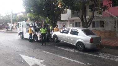 1.071 comparendos por transporte ilegal se han aplicado en lo que va del año en Barranquilla
