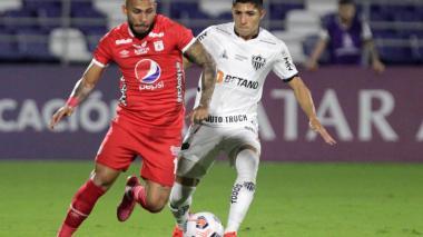 Cerro Porteño vs. América de Cali por la Copa Libertadores