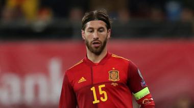 Mensaje de Sergio Ramos para la Selección España y la Eurocopa