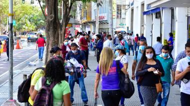 Colombianos pierden la confianza en el país