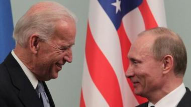"""Biden y Putin buscarán """"estabilidad"""" en su primer encuentro en plena tensión"""
