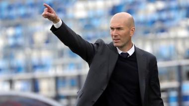 Zidane deja de ser director técnico del Real Madrid