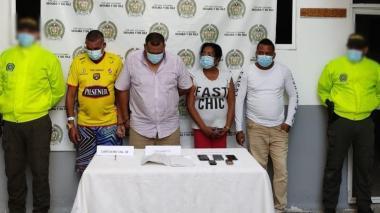 Desarticulan banda delincuencial en Lorica, Córdoba