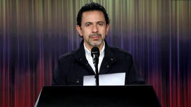 Miguel Ceballos, excomisionado de Paz, será candidato a la Presidencia