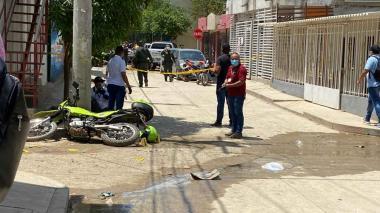 Capturan a tres presuntos homicidas de un policía en Santa Marta