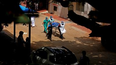 """Conozca más sobre el temido """"hongo negro"""" que afecta a India"""