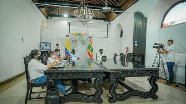 Anuncian inversiones en Cartagena
