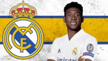 Alaba ficha por el Real Madrid para las próximas cinco temporadas