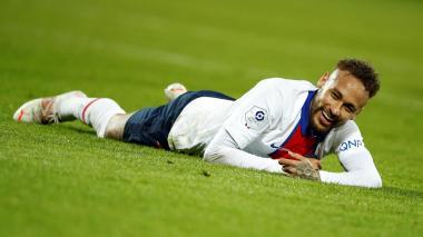 Neymar se va lanza en ristre contra Nike