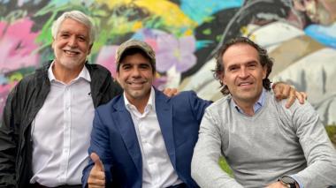 Alianza Char, 'Fico' y Peñalosa vuelve a encender sus motores