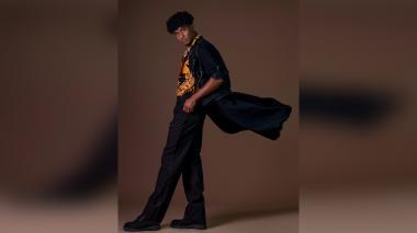 Entrevista con el cartagenero que bailó para Lil Nas X en SNL