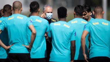 Jugadores de Brasil no jugarían la Copa América