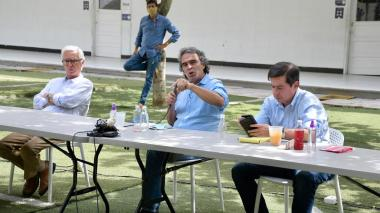 Coalición de la Esperanza se reúne con jóvenes líderes del paro en Barranquilla