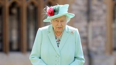 La reina Isabel II recibirá a Biden en el castillo de Windsor