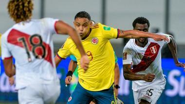 Luis Fernando Muriel, sacrificio y chispa; Luis Diaz, gol y voluntad