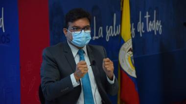 """""""Cumplida fase 1 de vacunación volverá el trabajo presencial"""": Minsalud"""