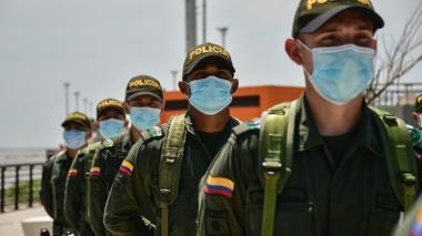 Este es el dispositivo de seguridad para partido Colombia-Argentina en Barranquilla