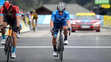 Salimos del Dauphiné con ilusión para el Tour: 'Supermán' López