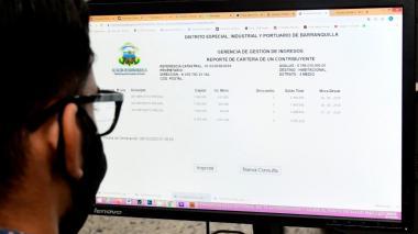 Distrito de Barranquilla entrega reporte sobre recaudo del impuesto Predial