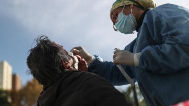 Casos de coronavirus del 6 de junio de 2021 en Colombia