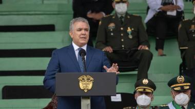 Los puntos de la reforma a la Policía Nacional y el Ministerio de Defensa