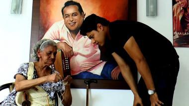 Las mochilas de fique que narran la historia familiar de 'Mama Vila'