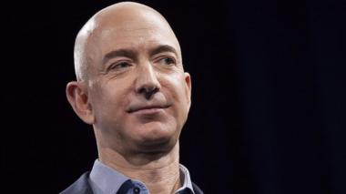 Jeff Bezos, CEO de Amazon, anunció su primer viaje al espacio el 20 de julio