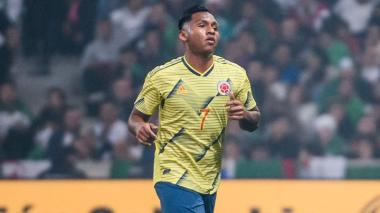 Alfredo Morelos da negativo por covid-19 y vuelve a la Selección Colombia