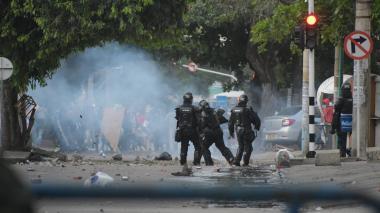 58 fallecidos en protesta reportó Defensoría a la CIDH